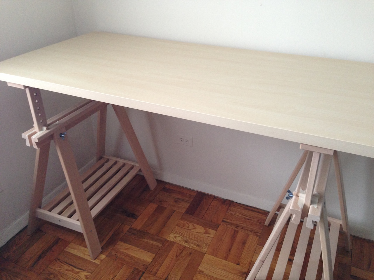 I Just Built My First Standing Desk Ricos New Blog